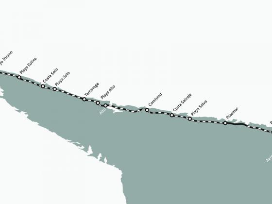 Nordwestküstenbahn Planung