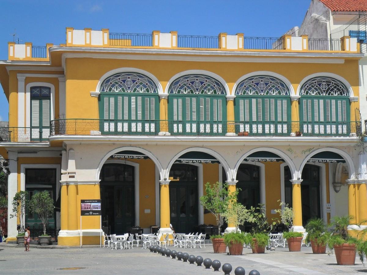 Zentrale von Omnibus Nacional de Soleado