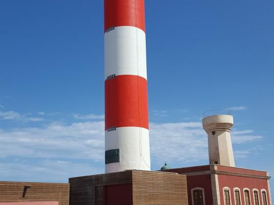 Faro de Punta Oeste