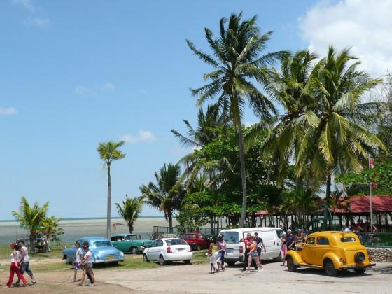 Laguna de Absenta Tourismus