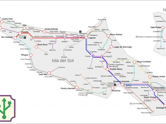 Netzplan der ONS für die Soleaden (mit ST)