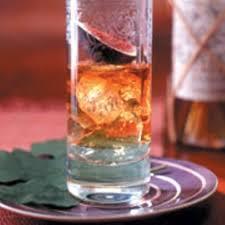 Rum Soda + Feige