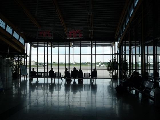 Aeropuerto Relajante Terminal