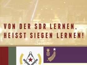Plakat SDR